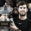ATP Marseille: Karen Khachanov defeats Lucas Pouille to capture his second title