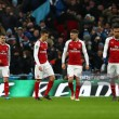Arsenal 0-3 Manchester City: Player ratings as Arsenal are trounced in cup final