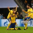 Tottenham Hotspur (3) 1-2 (4) Juventus: Argentine duo strike to knock Spurs out of Champions League