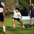 Leroy Sané praises Pep Guardiola as the 'perfect coach' during Abu Dhabi training camp