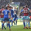 Burnley 2-1 Leicester City: Clarets take a step closer to Europe