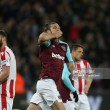 Analysis: Andy Carroll saving West Ham from avoiding the drop with Stoke all but down