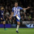 Brighton's Dale Stephens glad to have fulfilled dream to play in the Premier League with the Seagulls