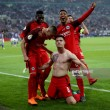 Schalke 04 0-1 Eintracht Frankfurt: Luka Jovic the hero for ten-man Eagles