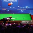 Mixed emotions for a trio of former world champions at the Crucible