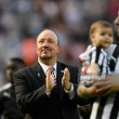 Newcastle United manager Rafael Benitez says talks regarding his future are ongoing