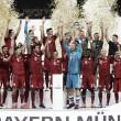 Bayern goleia Eintracht Frankfurt com três de Lewandowski e garante título da Supercopa da Alemanha