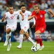 Bis de Harry Kane salva Inglaterra do empate