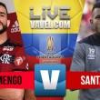 Santa Fe x Flamengo AO VIVO online pela Copa Liberadores 2018 (0-0)