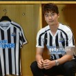 Newcastle United sign Ki Sung-yueng on a free transfer from Swansea City