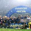 France 4-2 Croatia: Les Bleus triumph in high scoring final to win their second World Cup