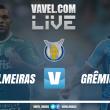 Jogo Grêmio x Palmeiras AO VIVO online pelo Campeonato Brasileiro 2017 (0-0)