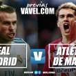 Real Madrid e Atlético de Madrid fazem clássico pela final da Supercopa da Europa