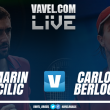 Jogo Marin Cilic x Carlos Berlocq ao vivo online pelo Rio Open 2018 (0-0)