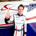 GP3 : la pole pour Korjus