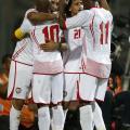 المنتخب الاماراتي بعد بطولة الخليج