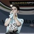 Campionati italiani ciclismo, la gioia di Fabio Aru