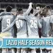 Lazio mid-season review: Biancocelesti falter amid Europa League progression