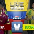 Atlético Bucaramanga, por la mínima diferencia, derrotó de visitante a Deportes Tolima