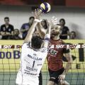 Alan brilha, Sesi-SP vence Taubaté e abre vantagem na final da Superliga Masculina