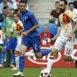 Juanfran es titular en la eliminación de España de la Eurocopa
