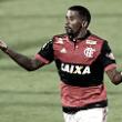 Autor do gol de empate, Rodinei ameniza resultado e foca na Copa do Brasil