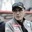 """Maurizio Sarri valoriza vitória fora de casa do Napoli diante do Crotone: """"Não foi fácil"""""""