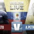 Deportivo Pasto vs Alianza Petrolera en vivo y en directo online por la Liga Águila 2016-2 (0-1)