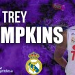 Trey Thompkins Guía Real Madrid Baloncesto