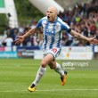 Aaron Mooy staying focused after firing Huddersfield to a second straight Premier League win