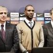 Abidal es presentado como secretario técnico del Barça
