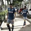 Em tarde inspirada de Ábila e Sóbis, Cruzeiro goleia o Águia em jogo-treino na Toca II
