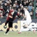 Criscito marca golaço no fim, e Genoa conquista virada para cima da Lazio