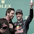 """Daniel Ricciardo: """"Con el coche de seguridad virtual, hemos tenido algunos problemas"""""""