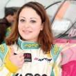 Adeline Sangnier, otra mujer en el Rallycross