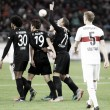VfB Stuttgart 0-4 FC Augsburg: Sorry Swabians brushed aside by Augsburg