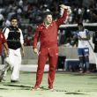 Fernando Huerta, contento por el esfuerzo mostrado, más no por el resultado