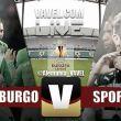 Resultado Wolfsburgo vs Sporting (2-0)
