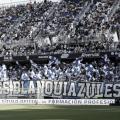 La afición del Málaga debe arropar al equipo