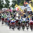 Resultado etapa 11 del Tour de Francia 2016 : Sagan y Froome se reparten el botín