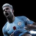 Aguero marcou o segundo gol do City no jogo (Reprodução / Manchester City)