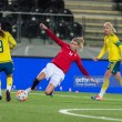Norway 2-1 Sweden: Football girls break eight year winless streak