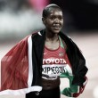 World Athletics Championship: Faith Kipyegon takes gold in thrilling 1500m final