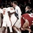 Florida vence Wisconsin com cesta no último lance da prorrogaçãoe avança para o Elite 8