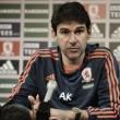 """Aitor Karanka: """"Normalmente cuando marcas un gol más que el rival ganas, pero no nos han dejado"""""""