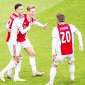 Ajax vuelve a ser Ajax