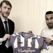 Nouh Al-Mousa, nuevo jugador del Real Valladolid