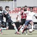 Un Albacete eficaz pone en problemas al Rayo Majadahonda