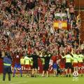 El fútbol hace las paces con el Granada CF
