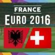 Albanie-Suisse: Pas si simple